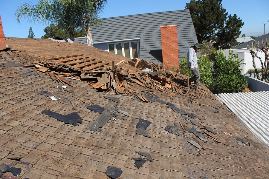 A New Roof Can Be Devastating To Flippers