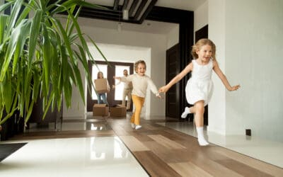 Innovation In Germ Minimizing Concepts For New Home Designs